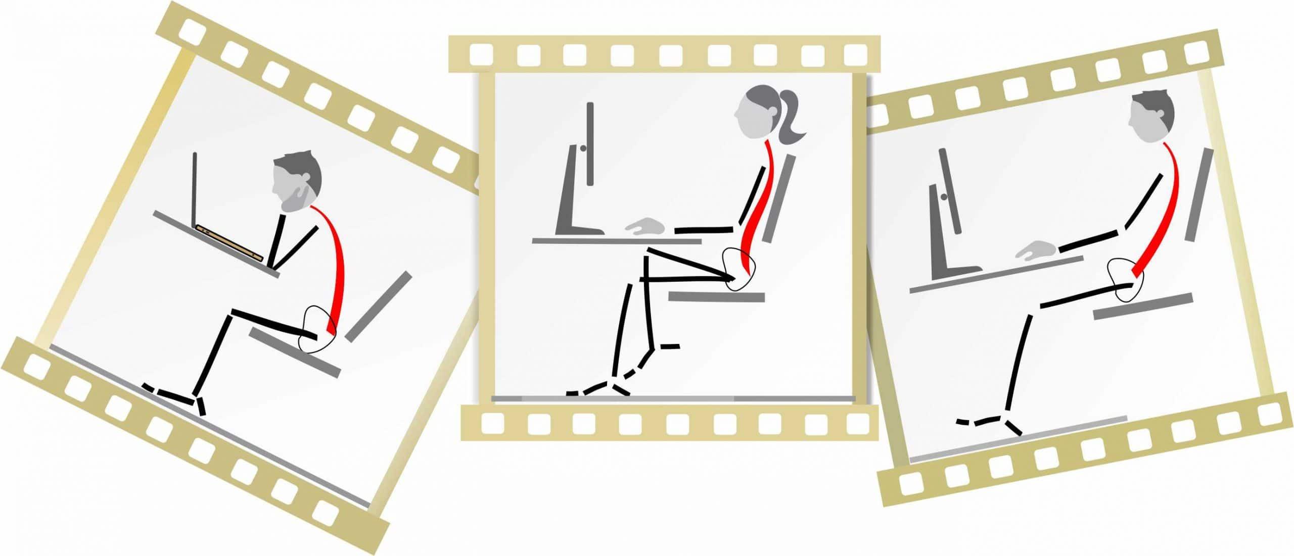ergonomía y posturas
